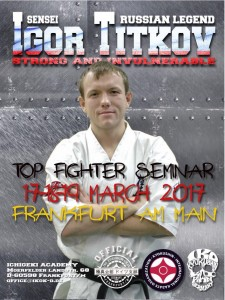 Top Fighter Seminar 2017